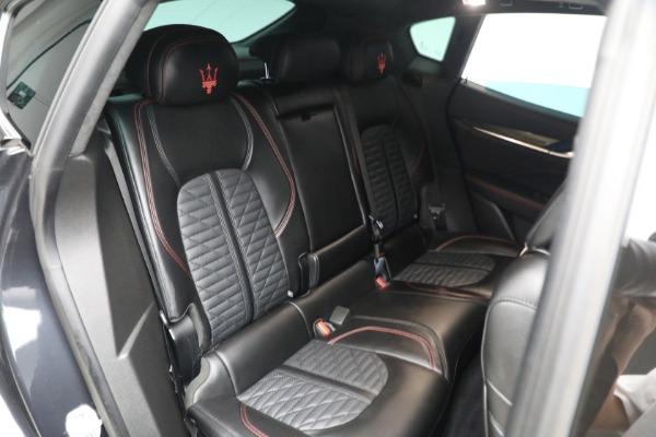 New 2019 Maserati Levante GTS for sale Sold at Alfa Romeo of Greenwich in Greenwich CT 06830 21