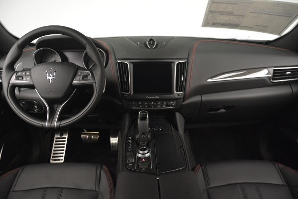 New 2019 Maserati Levante S Q4 GranSport for sale $103,440 at Alfa Romeo of Greenwich in Greenwich CT 06830 16