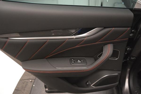 New 2019 Maserati Levante S Q4 GranSport for sale $103,440 at Alfa Romeo of Greenwich in Greenwich CT 06830 21