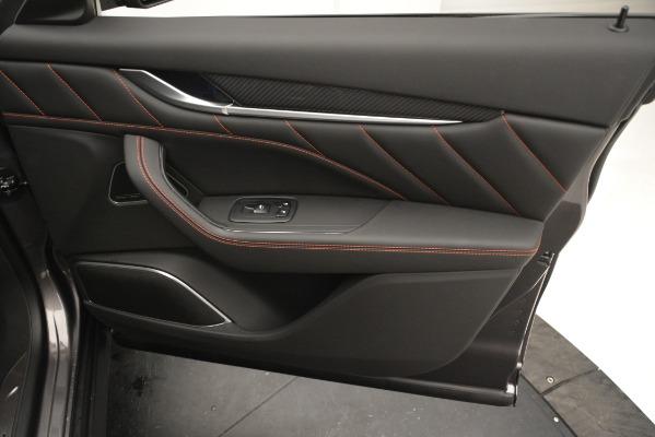 New 2019 Maserati Levante S Q4 GranSport for sale $103,440 at Alfa Romeo of Greenwich in Greenwich CT 06830 25