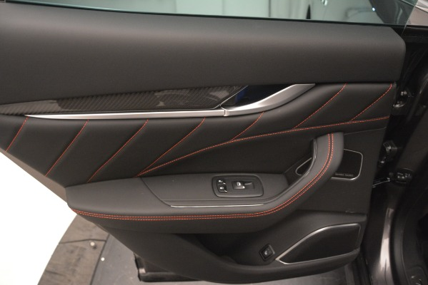 New 2019 Maserati Levante S Q4 GranSport for sale Sold at Alfa Romeo of Greenwich in Greenwich CT 06830 21