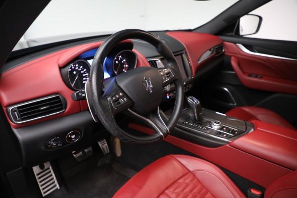 New 2019 Maserati Levante S Q4 GranSport for sale Sold at Alfa Romeo of Greenwich in Greenwich CT 06830 13