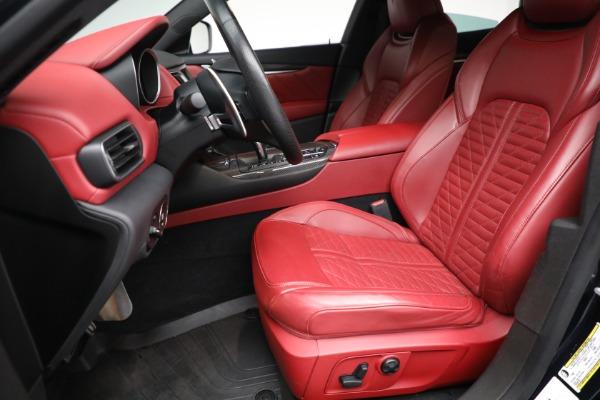 New 2019 Maserati Levante S Q4 GranSport for sale Sold at Alfa Romeo of Greenwich in Greenwich CT 06830 15
