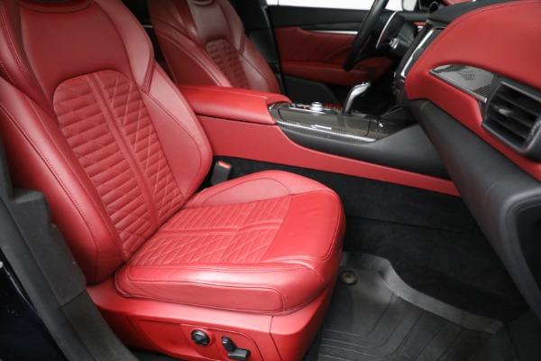 New 2019 Maserati Levante S Q4 GranSport for sale Sold at Alfa Romeo of Greenwich in Greenwich CT 06830 23