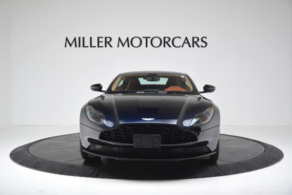 New 2019 Aston Martin DB11 V8 for sale Sold at Alfa Romeo of Greenwich in Greenwich CT 06830 12