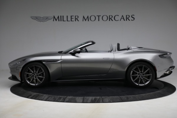 New 2019 Aston Martin DB11 V8 for sale Sold at Alfa Romeo of Greenwich in Greenwich CT 06830 2