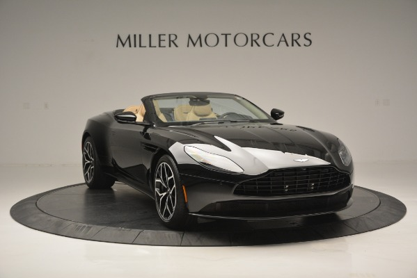 New 2019 Aston Martin DB11 V8 Convertible for sale Sold at Alfa Romeo of Greenwich in Greenwich CT 06830 11
