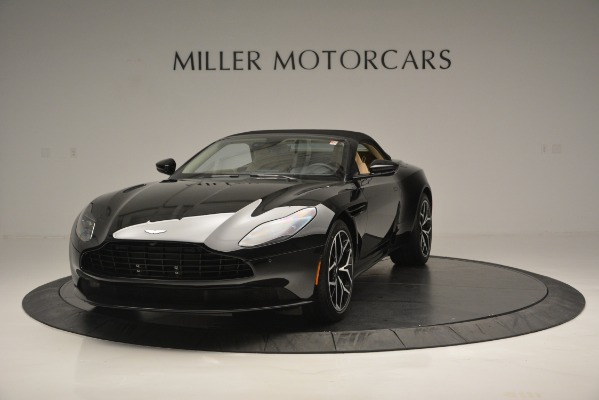 New 2019 Aston Martin DB11 V8 Convertible for sale Sold at Alfa Romeo of Greenwich in Greenwich CT 06830 13