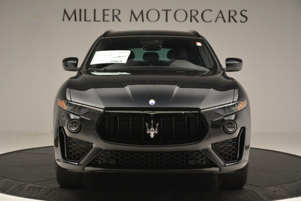 New 2019 Maserati Levante S Q4 GranSport for sale Sold at Alfa Romeo of Greenwich in Greenwich CT 06830 11