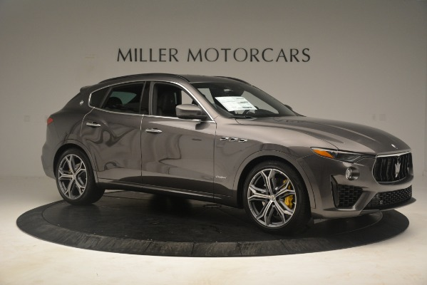 New 2019 Maserati Levante S Q4 GranSport for sale Sold at Alfa Romeo of Greenwich in Greenwich CT 06830 10