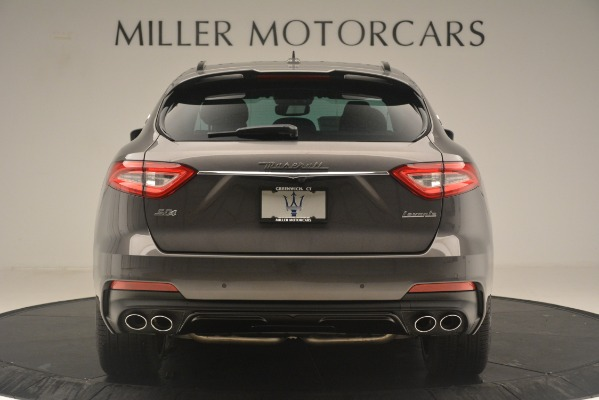 New 2019 Maserati Levante S Q4 GranSport for sale Sold at Alfa Romeo of Greenwich in Greenwich CT 06830 6