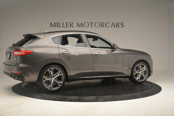 New 2019 Maserati Levante S Q4 GranSport for sale Sold at Alfa Romeo of Greenwich in Greenwich CT 06830 8
