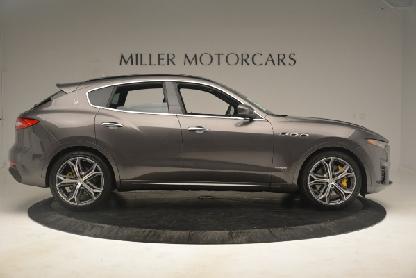 New 2019 Maserati Levante S Q4 GranSport for sale Sold at Alfa Romeo of Greenwich in Greenwich CT 06830 9