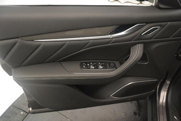 New 2019 Maserati Levante S Q4 GranSport for sale $104,840 at Alfa Romeo of Greenwich in Greenwich CT 06830 17