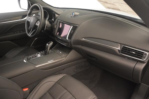 New 2019 Maserati Levante S Q4 GranSport for sale $104,840 at Alfa Romeo of Greenwich in Greenwich CT 06830 22