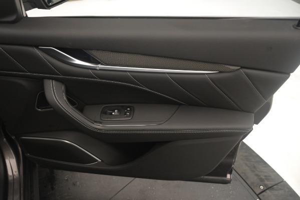 New 2019 Maserati Levante S Q4 GranSport for sale $104,840 at Alfa Romeo of Greenwich in Greenwich CT 06830 25