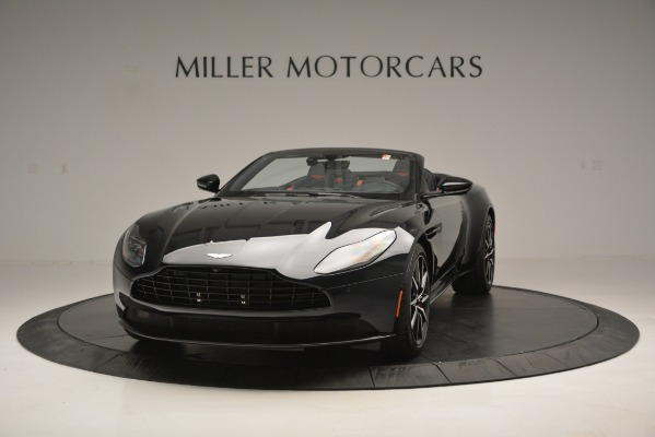New 2019 Aston Martin DB11 V8 Convertible for sale Sold at Alfa Romeo of Greenwich in Greenwich CT 06830 2