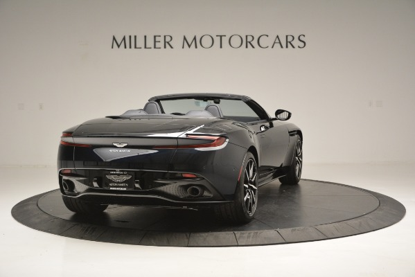 New 2019 Aston Martin DB11 V8 Convertible for sale Sold at Alfa Romeo of Greenwich in Greenwich CT 06830 7