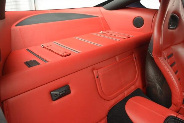 Used 2008 Ferrari 599 GTB Fiorano for sale Sold at Alfa Romeo of Greenwich in Greenwich CT 06830 21