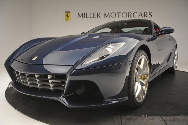 Used 2008 Ferrari 599 GTB Fiorano for sale Sold at Alfa Romeo of Greenwich in Greenwich CT 06830 22