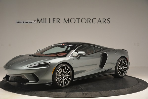 New 2020 McLaren GT Coupe for sale Sold at Alfa Romeo of Greenwich in Greenwich CT 06830 22