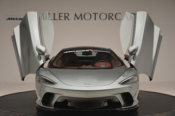 New 2020 McLaren GT Coupe for sale Sold at Alfa Romeo of Greenwich in Greenwich CT 06830 23