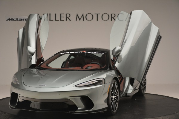 New 2020 McLaren GT Coupe for sale Sold at Alfa Romeo of Greenwich in Greenwich CT 06830 24