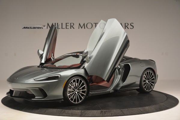New 2020 McLaren GT Coupe for sale Sold at Alfa Romeo of Greenwich in Greenwich CT 06830 25