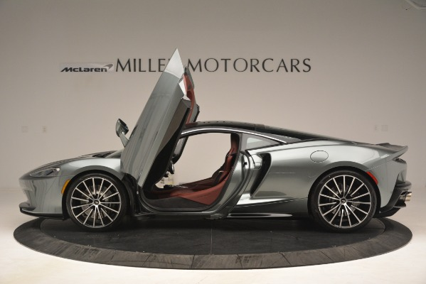 New 2020 McLaren GT Coupe for sale Sold at Alfa Romeo of Greenwich in Greenwich CT 06830 26