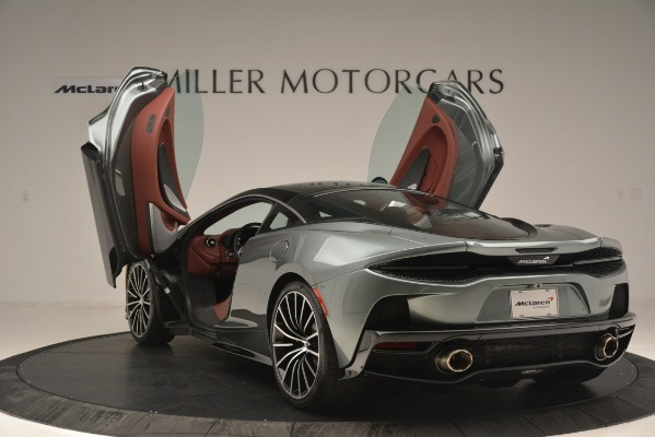 New 2020 McLaren GT Coupe for sale Sold at Alfa Romeo of Greenwich in Greenwich CT 06830 28