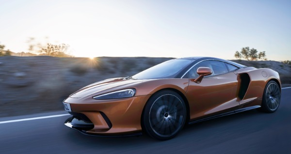 New 2020 McLaren GT Coupe for sale Sold at Alfa Romeo of Greenwich in Greenwich CT 06830 3