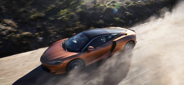 New 2020 McLaren GT Coupe for sale Sold at Alfa Romeo of Greenwich in Greenwich CT 06830 5