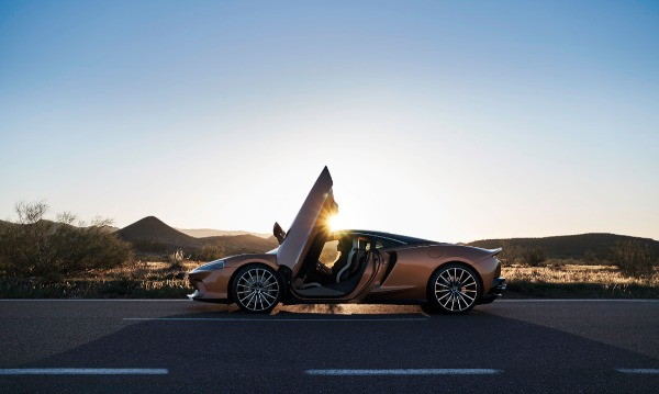 New 2020 McLaren GT Coupe for sale Sold at Alfa Romeo of Greenwich in Greenwich CT 06830 6