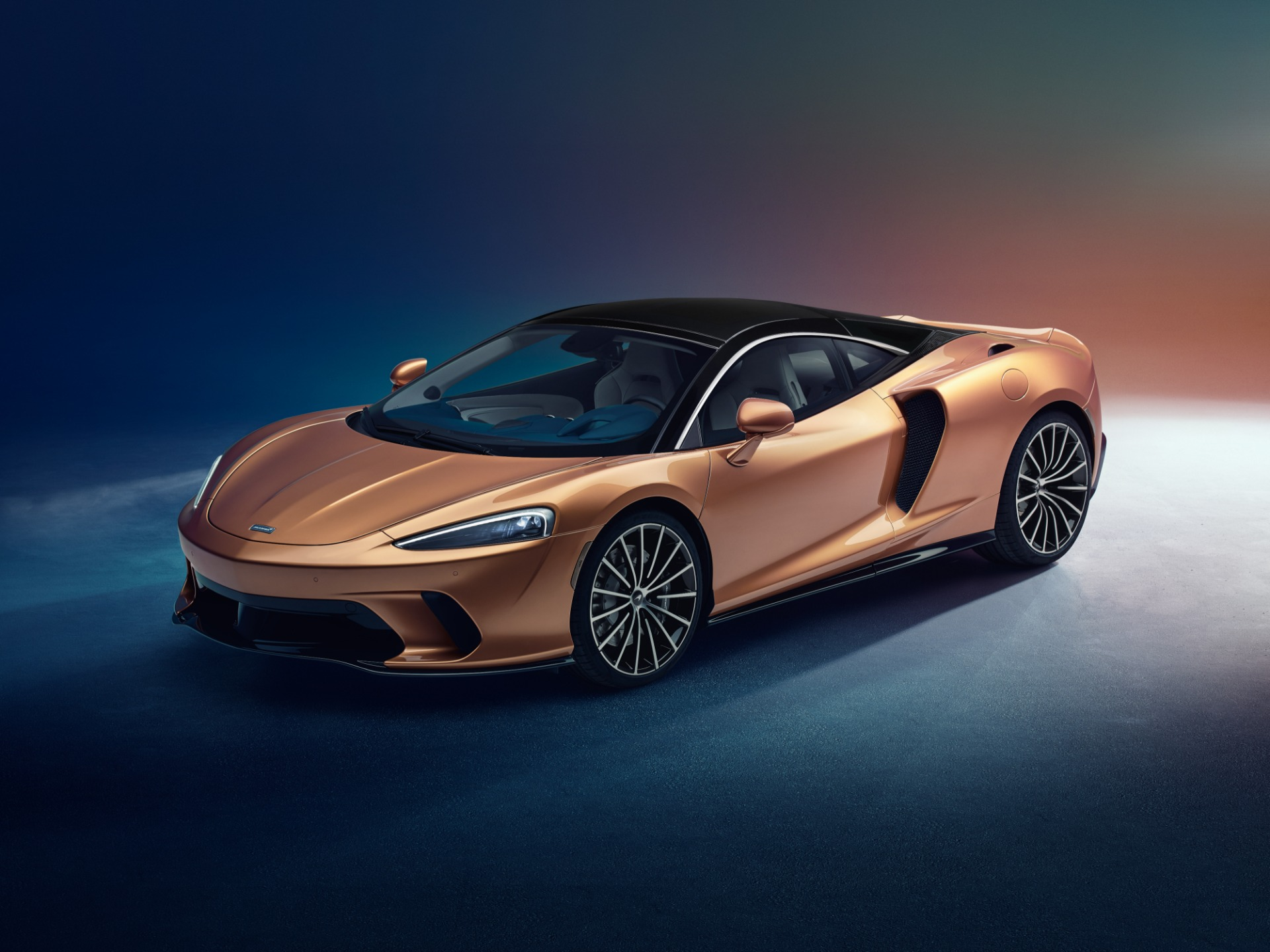 New 2020 McLaren GT Coupe for sale Sold at Alfa Romeo of Greenwich in Greenwich CT 06830 1