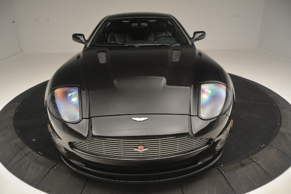 Used 2004 Aston Martin V12 Vanquish for sale Sold at Alfa Romeo of Greenwich in Greenwich CT 06830 10