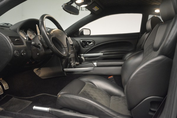 Used 2004 Aston Martin V12 Vanquish for sale Sold at Alfa Romeo of Greenwich in Greenwich CT 06830 12