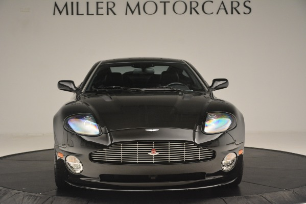 Used 2004 Aston Martin V12 Vanquish for sale Sold at Alfa Romeo of Greenwich in Greenwich CT 06830 5