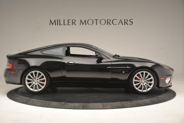 Used 2004 Aston Martin V12 Vanquish for sale Sold at Alfa Romeo of Greenwich in Greenwich CT 06830 7
