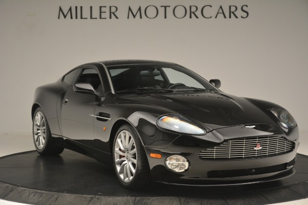 Used 2004 Aston Martin V12 Vanquish for sale Sold at Alfa Romeo of Greenwich in Greenwich CT 06830 9