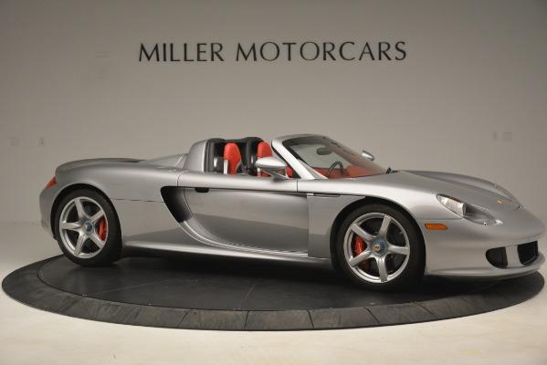 Used 2005 Porsche Carrera GT for sale Sold at Alfa Romeo of Greenwich in Greenwich CT 06830 11