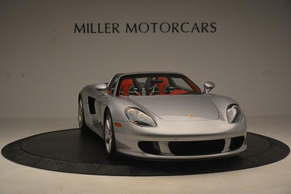 Used 2005 Porsche Carrera GT for sale Sold at Alfa Romeo of Greenwich in Greenwich CT 06830 13