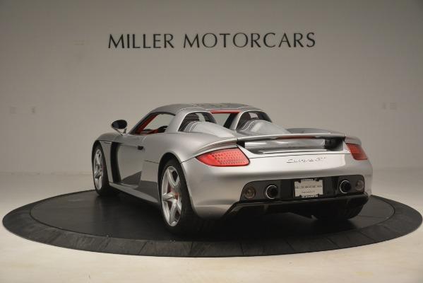 Used 2005 Porsche Carrera GT for sale Sold at Alfa Romeo of Greenwich in Greenwich CT 06830 17