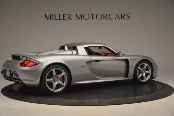 Used 2005 Porsche Carrera GT for sale Sold at Alfa Romeo of Greenwich in Greenwich CT 06830 19