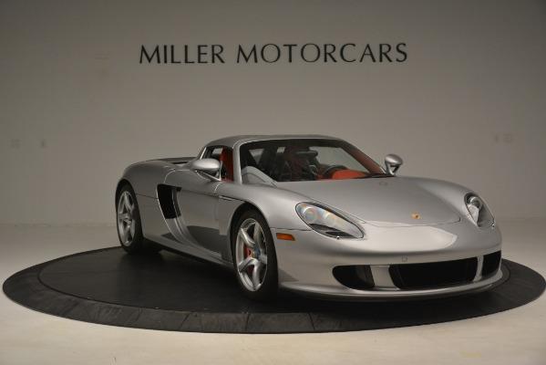 Used 2005 Porsche Carrera GT for sale Sold at Alfa Romeo of Greenwich in Greenwich CT 06830 21