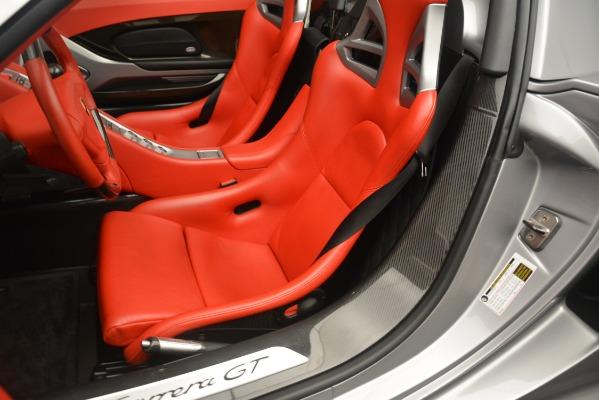 Used 2005 Porsche Carrera GT for sale Sold at Alfa Romeo of Greenwich in Greenwich CT 06830 25