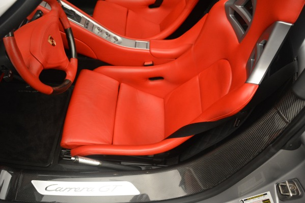 Used 2005 Porsche Carrera GT for sale Sold at Alfa Romeo of Greenwich in Greenwich CT 06830 26