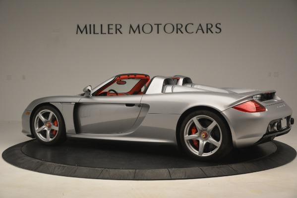 Used 2005 Porsche Carrera GT for sale Sold at Alfa Romeo of Greenwich in Greenwich CT 06830 4