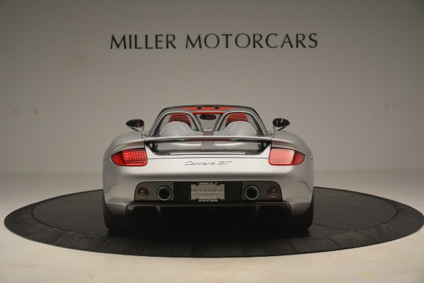 Used 2005 Porsche Carrera GT for sale Sold at Alfa Romeo of Greenwich in Greenwich CT 06830 6