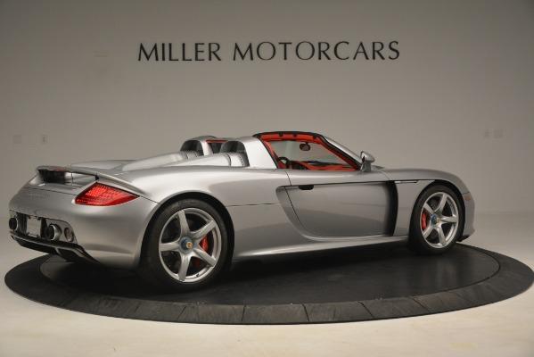Used 2005 Porsche Carrera GT for sale Sold at Alfa Romeo of Greenwich in Greenwich CT 06830 8