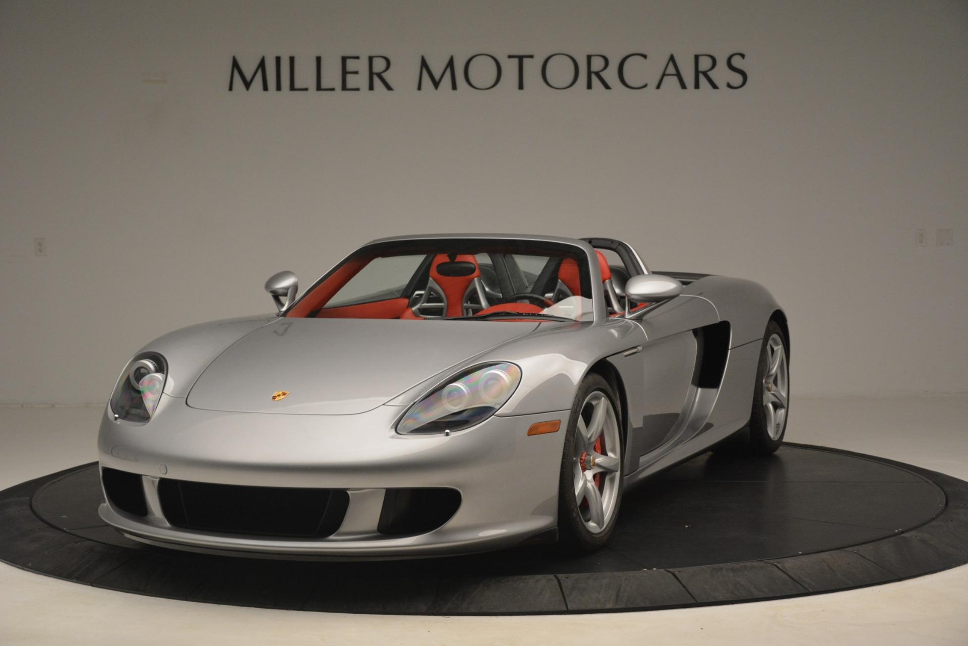 Used 2005 Porsche Carrera GT for sale Sold at Alfa Romeo of Greenwich in Greenwich CT 06830 1
